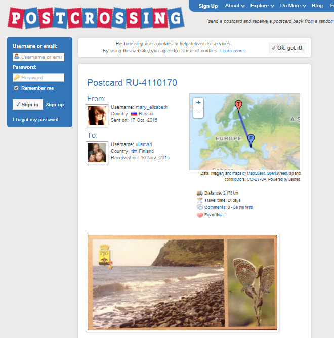 postcrossing-blog-hostalia-hosting