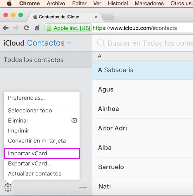 icloud-importar-blog-hostalia-hosting