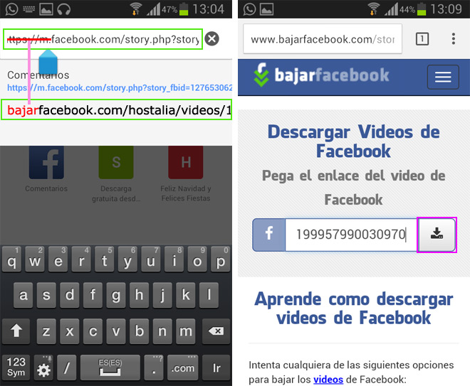 bajar-video-facebook-movil-blog-hostalia-hosting