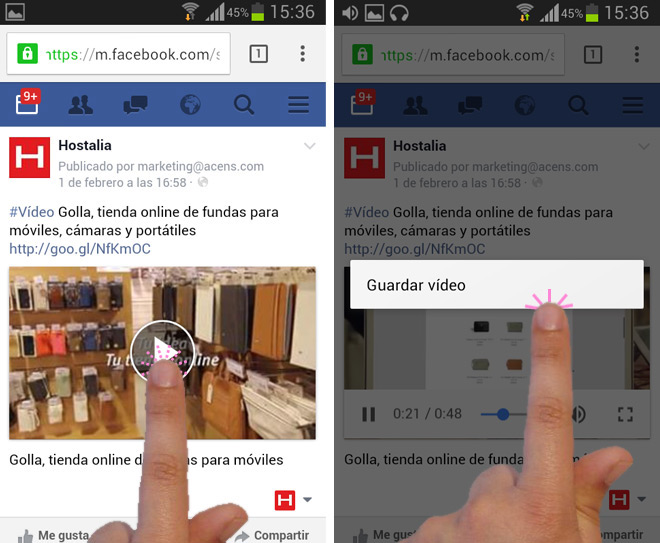 guardar-video-movil-facebook-blog-hostalia-hosting