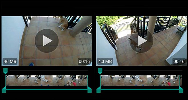 Comprime vídeos en el móvil y ordenador con estas apps