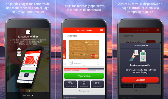 santander-wallet-pagar-movil-smartphone-espana-blog-hostalia-hosting