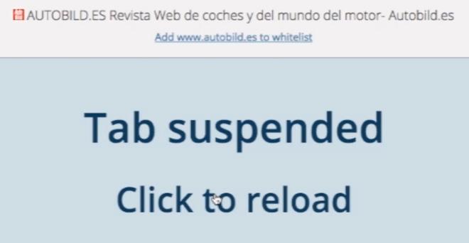 pestana-suspendida-great-suspender-acelerar-chrome-blog-hostalia-hosting