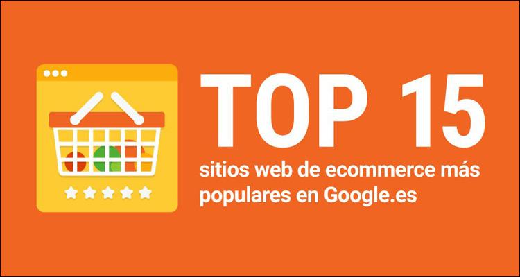 El 74% del tráfico del Top 10 de e-Commerces en España es móvil #Infografía