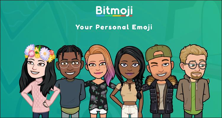 Crea tu emoji personalizado con Bitmoji