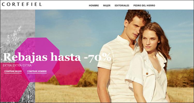 Cortefiel logra que Internet sea más rentable que las tiendas físicas al crecer un 32,4% online