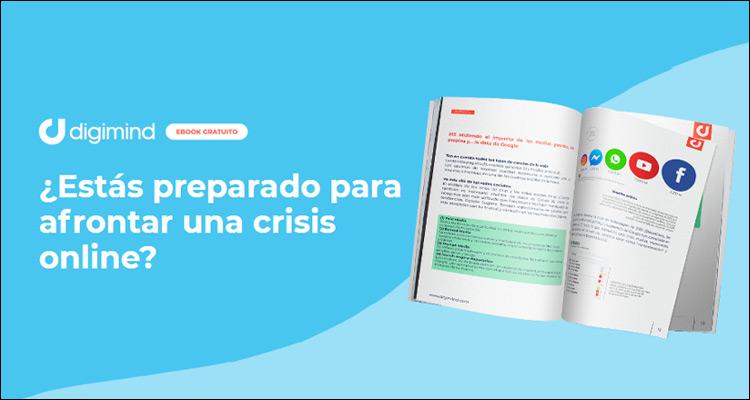Guía 'Las mejores prácticas de Gestión de Crisis en redes sociales y la web'