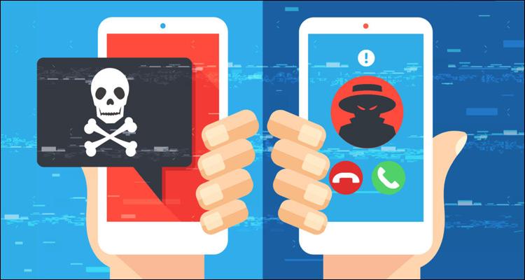 Vishing y Smishing, nuevos ciberataques que se realizan por voz o SMS
