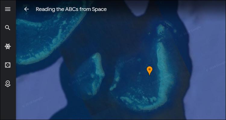 Google Earth permite crear rutas y ver lo más destacado de los sitios que queremos visitar
