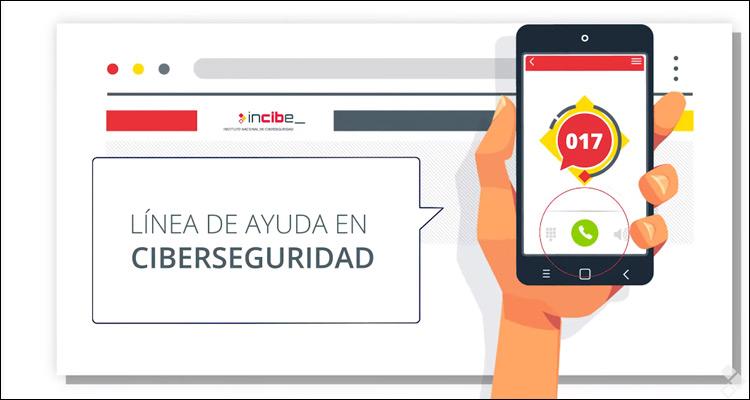 017, el nuevo número de ayuda en ciberseguridad de España