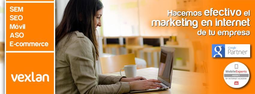 Caso de cliente: Vexlan, agencia de marketing en buscadores para PYMES