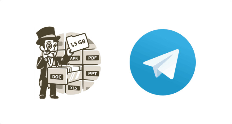 Intercambia archivos entre móvil y PC de hasta 1,5 GB con Telegram (y otras funciones útiles)