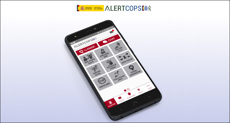 AlertCops, la app oficial en España para alertas de seguridad ciudadana #DoctorHosting