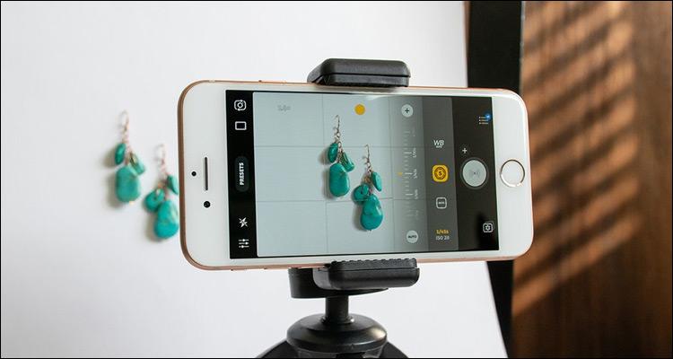 Fotos de producto perfectas con tu teléfono móvil #DoctorHosting