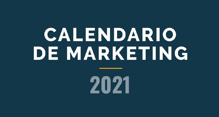 Calendario de marketing 2021 (Qualifyo) #Infografía