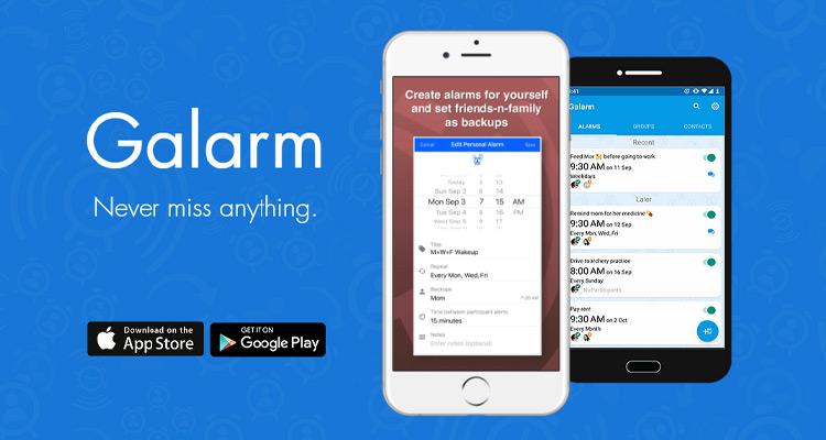 Galarm, app de alarma sonora para cualquier fecha y hora #DoctorHosting